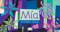 Libro Agenda 2020 Mia Violeta
