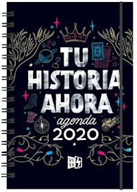 Libro Agenda 2020 Tu Historia Ahora