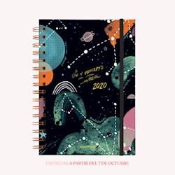 Libro Agenda 2020 A5 Happimess El Universo En Una Estrella Semana A La Vista