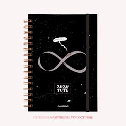 Libro Agenda 2020 A5 Tute Recalculando 2 Dias Por Hoja