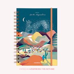 Libro Agenda 2020 A5 De Viaje Norte Argentino Semana A La Vista