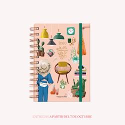 Libro Agenda 2020 Pocket Happimess Mi Tiempo Es Oro 2 Dias Por Hoja