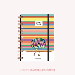 Libro Agenda 2020 Pocket Tute Sintonia Semana A La Vista