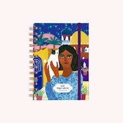 Libro Agenda 2020 Pocket De Viaje Marruecos Semana A La Vista