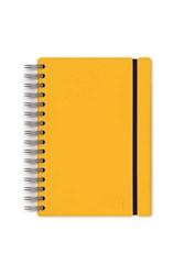 Libro Agenda 2020 A5 Diaria Studio Amarillo