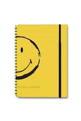 Libro Agenda 2020 A5 Semanal Plein Air Smiley Stamp