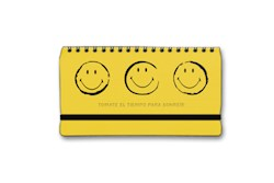 Libro Agenda 2020 Pocket Plein Air Smiley Stamp