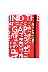 Libro Agenda 2020 A5 Semanal Plein Air London Mind The Gap