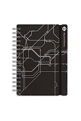Libro Agenda 2020 A5 Diaria Studio London Maps