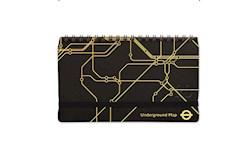 Libro Agenda 2020 Pocket Plein Air London Maps
