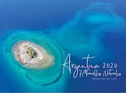 Libro Calendario Argentina 2020