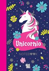 Libro Unicornio  Notebook