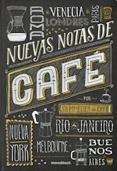 Libro Bitacora Nuevas Notas De Cafe Tapa Dura