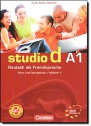 Papel Studio D A1 Teilband 1 Kurs- Und Übungsbuch