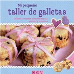 Libro Mi Pequeño Taller De Galletas