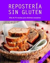 Libro Reposteria Sin Gluten