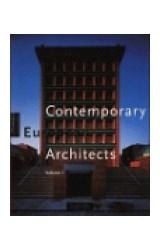 Papel CONTEMPORARY EUROPEAN ARCHITECTS VOL. V