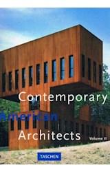 Papel CONTEMPORANY AMERICAN ARCHITECTS VOL II