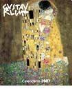 Papel Gustav Klimt Calendario 2007 Cdl