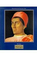 Papel MANTEGNA 1430/31-1506 (MASTERS OF ITALIAN ART)  (CARTONE)