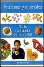 Papel Vitaminas Y Minerales Guia Ilustrada De Salu