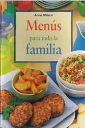 Libro Menus Para Toda La Familia
