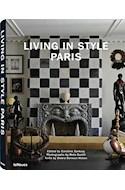 Papel LIVING IN STYLE PARIS (BILINGÜE) (CARTONE)