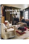 Papel LIVING IN STYLE LONDON (BILINGÜE) (CARTONE)