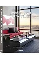 Papel LIVING IN STYLE NEW YORK (BILINGÜE) (CARTONE)