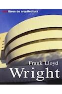 Papel FRANK LLOYD WRIGHT (MINILIBROS DE ARQUITECTURA)