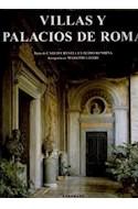Papel VILLAS Y PALACIOS DE ROMA (RUSTICO)