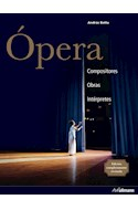 Papel OPERA COMPOSITORES OBRAS INTERPRETES (CARTONE)