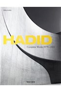 Papel HADID COMPLETE WORKS 1979-2009 (CARTONE)