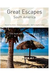 Papel GREAT ESCAPES SOUTH AMERICA (COLECCION 25 ANIVERSARIO) (CARTONE)