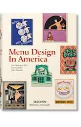 Papel MENU DESIGN IN AMERICA