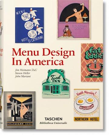 Papel Menu Design In America