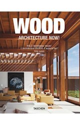 Papel WOOD ARCHITECTURE NOW