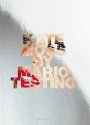 Libro Kate Moss By Mario Testino