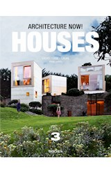 Papel ARCHITECTURE NOW 3 HOUSES