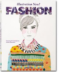 Libro Illustration Now ! Fashion