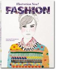 Libro Illustration Now ! Fashion