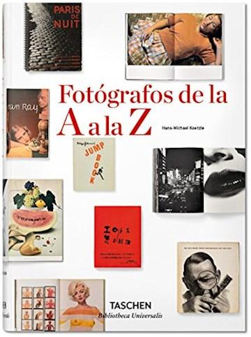Papel Fotógrafos De La A A La Z