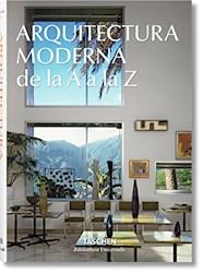 Papel Arquitectura Moderna De La A La Z- Esp.- Bibl. Universalis