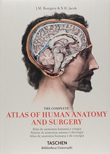 Papel Atlas De Anatomía Humana Y Cirugía