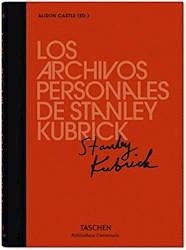 Libro Los Archivos Personales De Stanley Kubrick
