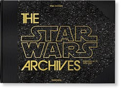 Papel The Star Wars Archives: Episodes Iv-Vi 1977-1983