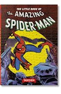 Papel LITTLE BOOK OF THE AMAZING SPIDER-MAN (BOLSILLO)