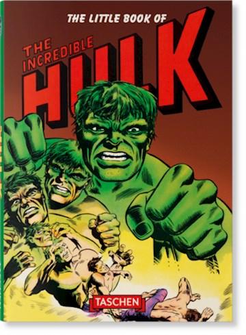 Papel The Little Book Of Hulk