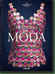 Libro Historia De La Moda Del Siglo Xviii Al Siglo Xx