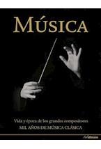 Papel MUSICA VIDA Y EPOCA DE LOS GRANDES COMPOSITORES